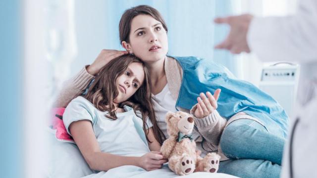 Что делать, если вам отказывают в госпитализации вместе с ребенком