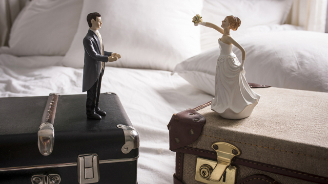 Делятся ли биткоины при разводе?