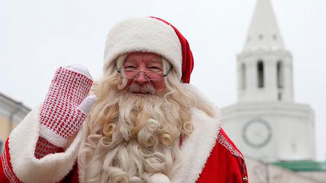 Письмо Деду Морозу пишут торговцы недвижимостью
