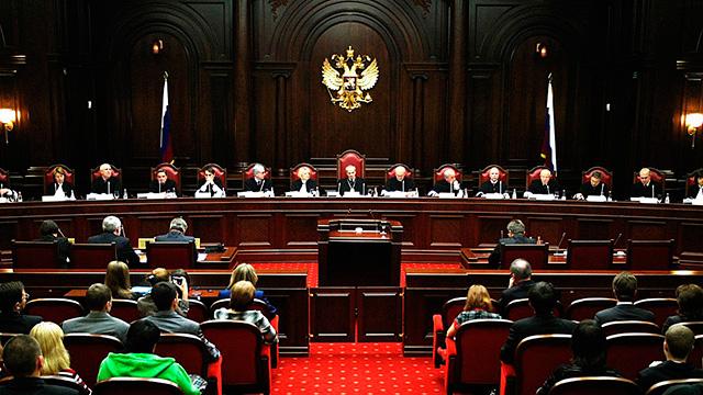 Владимир Путин просит изменить ФЗ «О Конституционном суде РФ»