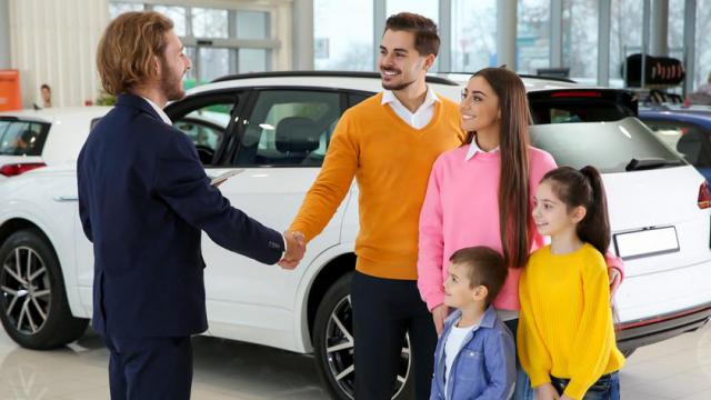 Как купить машину по льготной госпрограмме «Семейный автомобиль»